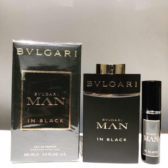 Nước hoa Bvlgari Man In Black Edp 10ml