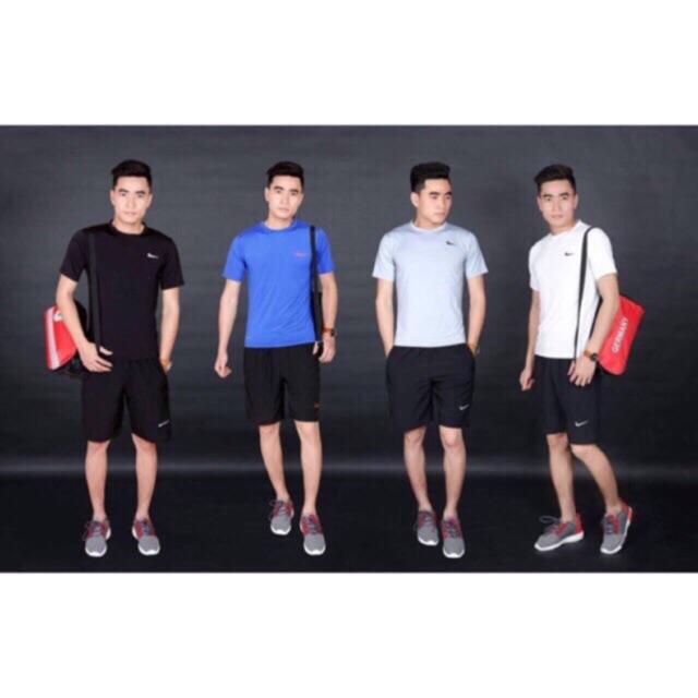 [Lẻ rẻ hơn buôn] Bộ thể thao, tập gym, đá bóng, đánh cầu lông Nike cao cấp KC04 - 3081641 , 1059968554 , 322_1059968554 , 169000 , Le-re-hon-buon-Bo-the-thao-tap-gym-da-bong-danh-cau-long-Nike-cao-cap-KC04-322_1059968554 , shopee.vn , [Lẻ rẻ hơn buôn] Bộ thể thao, tập gym, đá bóng, đánh cầu lông Nike cao cấp KC04