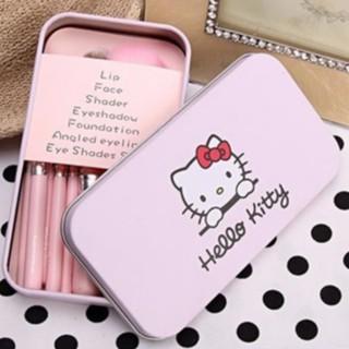 (HOT) Bộ Cọ Trang Điểm Hello Kitty 7 Cây thumbnail
