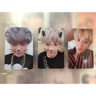 3 Card official Chanyeol EXO