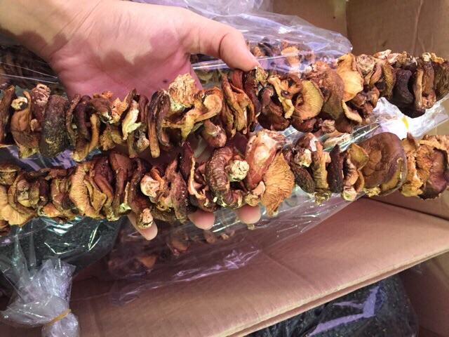 Nấm hương rừng loại 1 chia lẻ