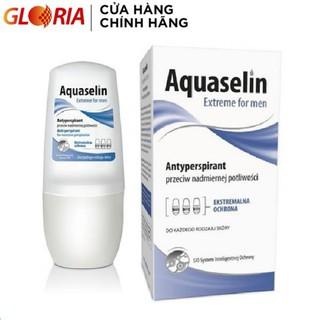 Lăn Khử Mùi Aquaselin Extreme For Men Cho Nam Giới 20ml Và 50ml