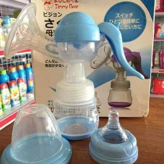 Máy hút sữa Nhật Bản Jimmy Bear