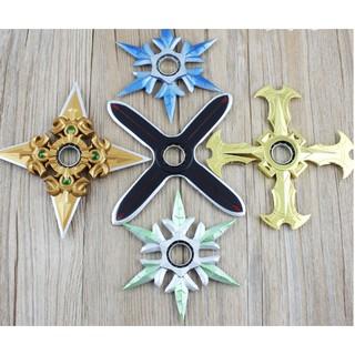 Spiner mô hình mô phỏng boomerang tướng nữ Sivir- Tướng Liên minh huyền thoại. thumbnail