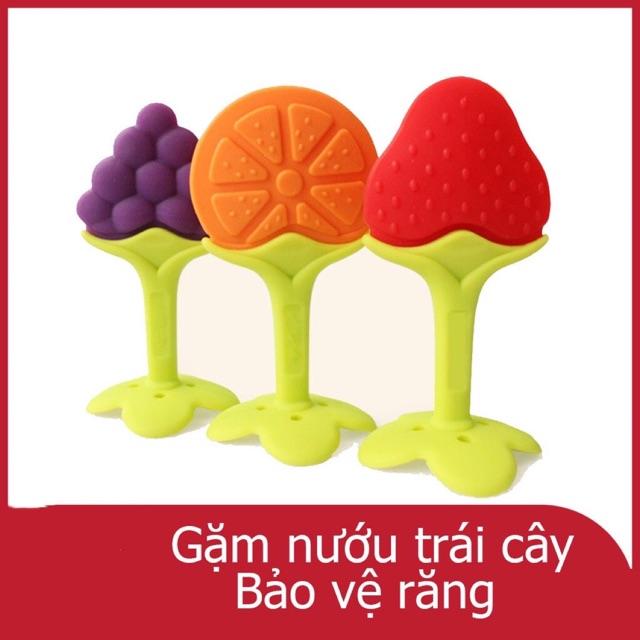 Gặm nướu hoa quả hình trái cây