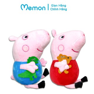 Heo Bông Peppa Pig Cao Cấp Memon