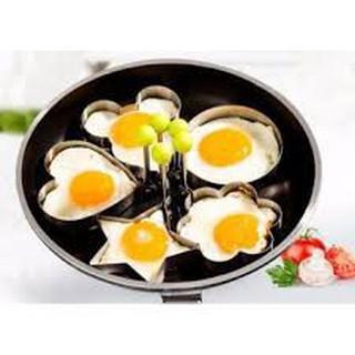 Bộ 4 Khuôn rán trứng cute 1613 KOREA STORE88 thumbnail