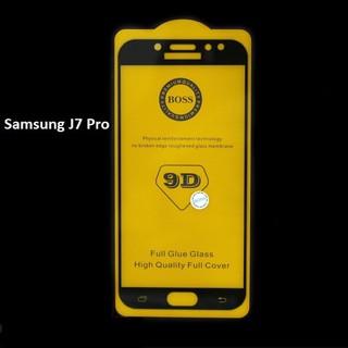 Kính cường lực full màn 9D Samsung J7 prime