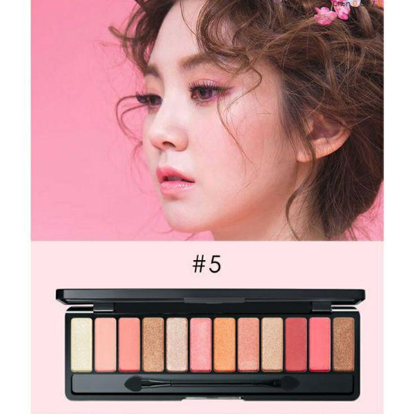 Bảng phấn mắt Lameila 12 màu Play Color Eyes PM1001