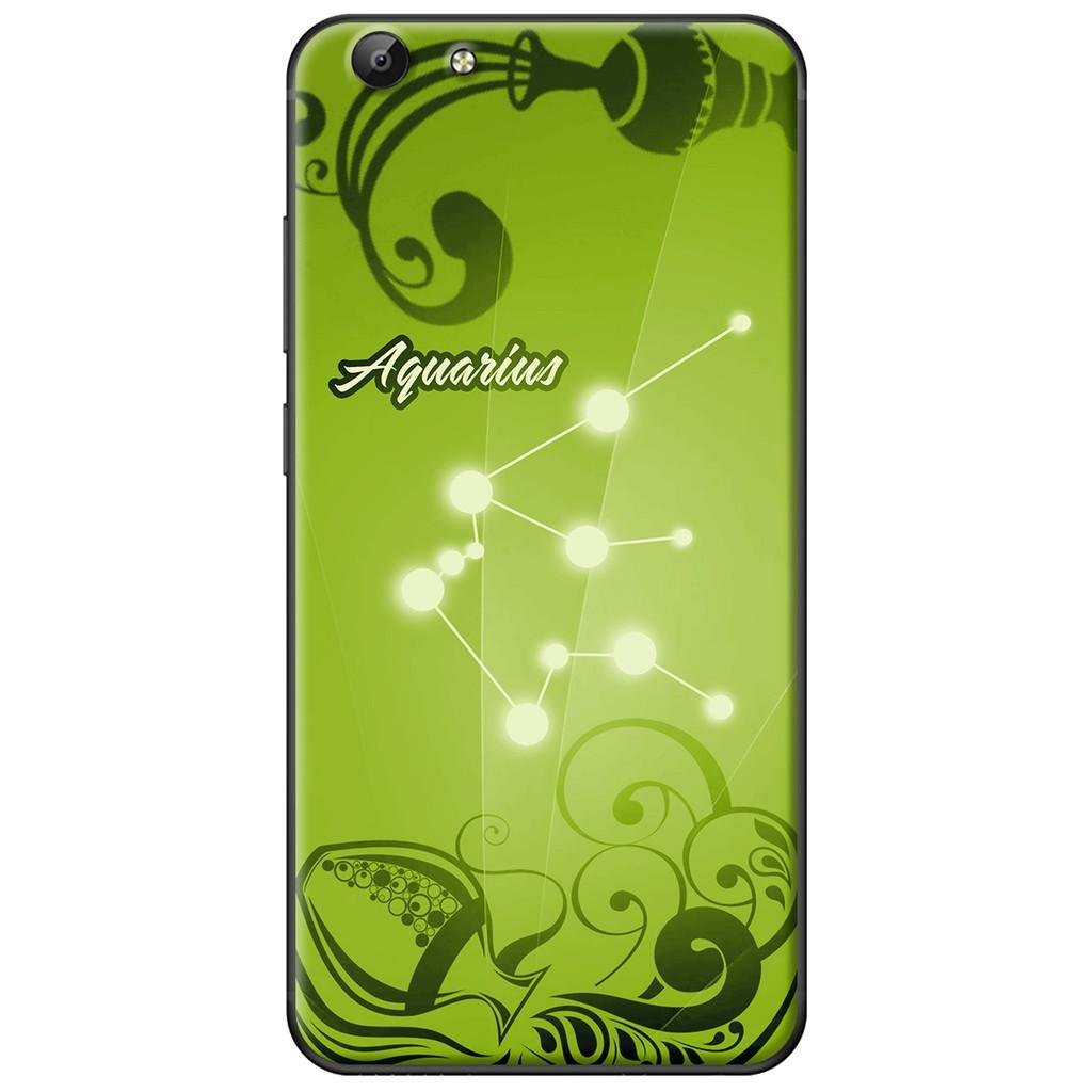 Ốp lưng Vivo Y69/Y55/Y53/V5/V5 Plus - nhựa dẻo Aquarius