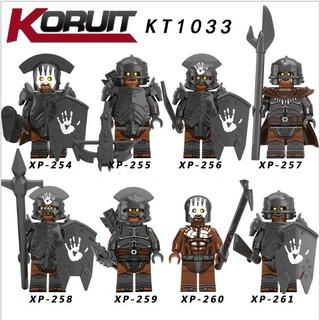 Mini Lord of the rings Koruit KT1033 – Lính Orc