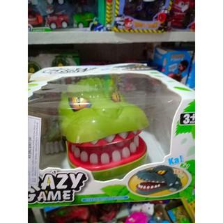 [ ĐỒ CHƠI CHO BÉ ] khám răng cá sấu