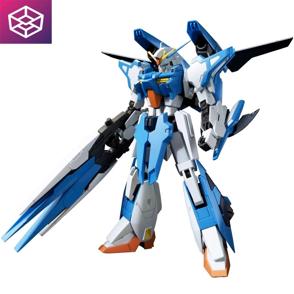 Mô Hình Lắp Ráp Bandai HG BF A-Z Gundam