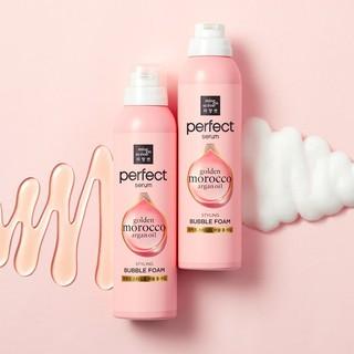 Tạo Kiểu Tóc Và Dưỡng Tóc Dạng Bọt Mise En Scene Perfect Styling Bubble Foam Serum 200ml thumbnail