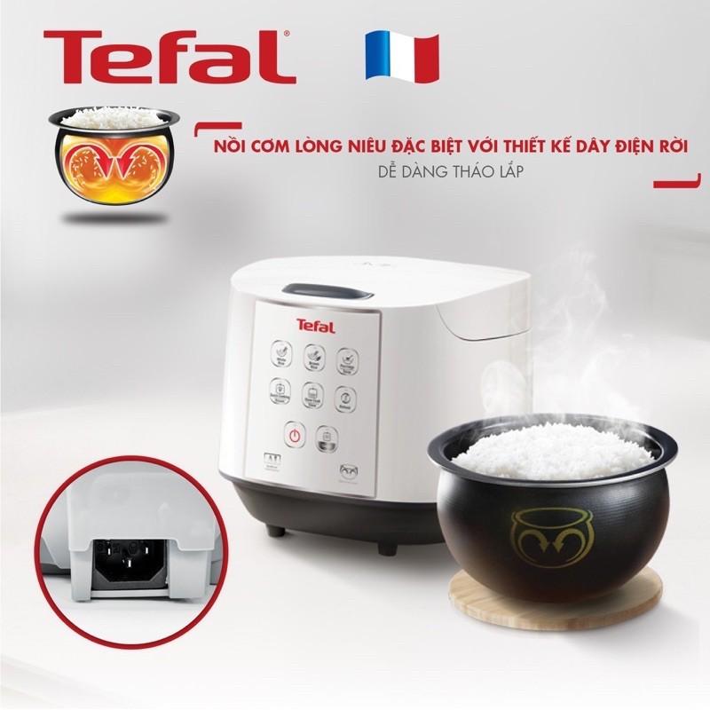 Nồi cơm điện tử Tefal RK732168 1.8L 750W