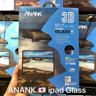 kính cường lực ANAK ipad 12.9 2018/2019,11 2018/2020,Gen 7 10.2,air 3,pro 10.5,mini 4/5,pro 9.7 2018/2017 trong suốt