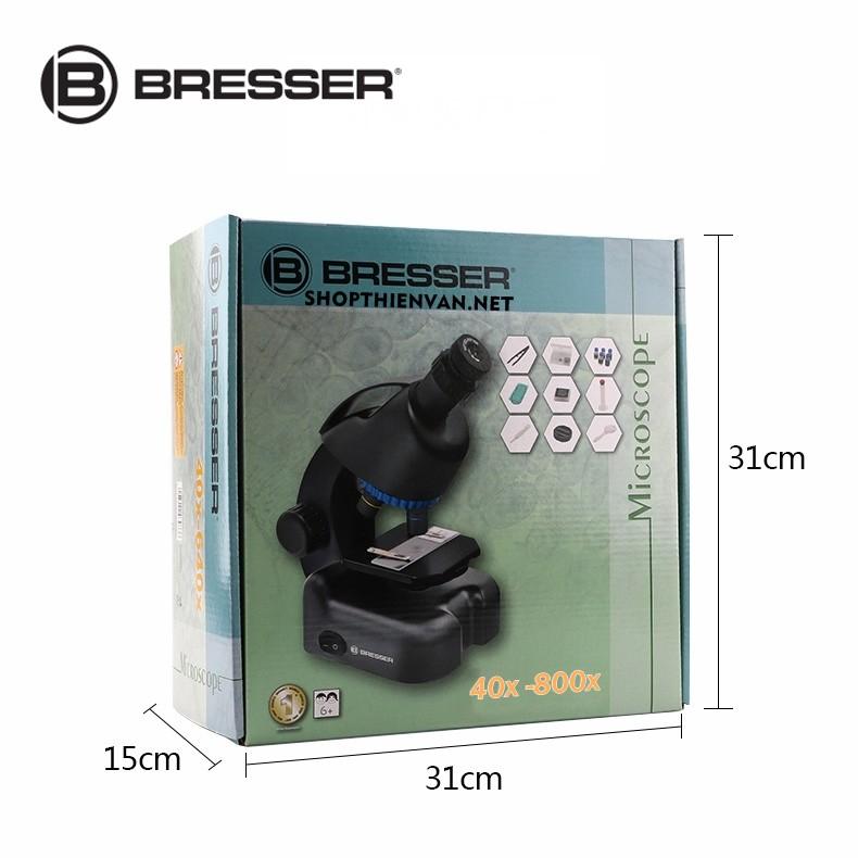 Kính hiển vi Bresser 40x-800x