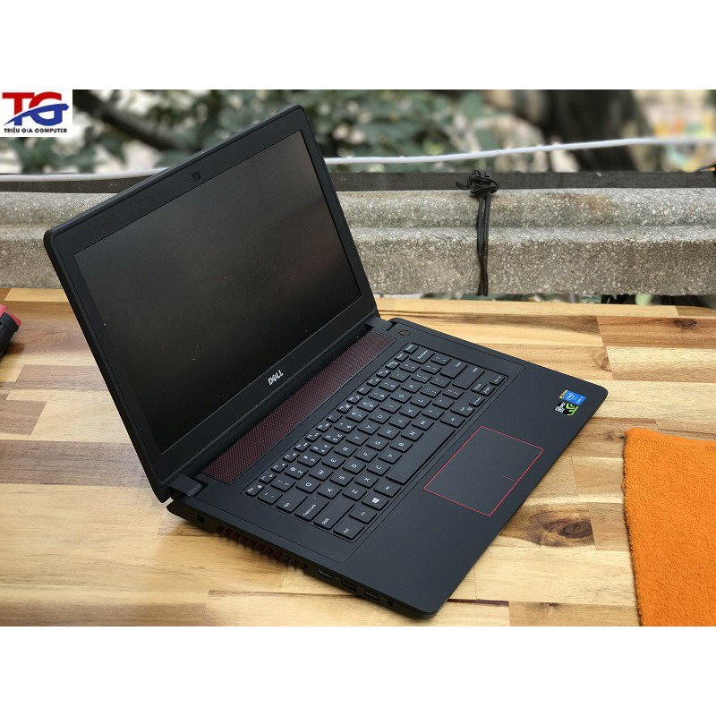 [ODER] Laptop Cũ Gaming Dell Inspiron 7447 Core I7, Ram 8gh