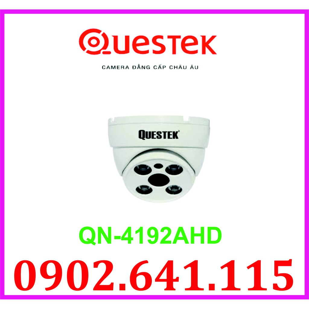 camera questek 1.3MP QN-4192AHD - 22139151 , 1624446110 , 322_1624446110 , 650000 , camera-questek-1.3MP-QN-4192AHD-322_1624446110 , shopee.vn , camera questek 1.3MP QN-4192AHD
