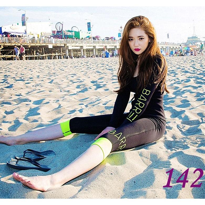 Áo bơi dài tay Hàn Quốc 142