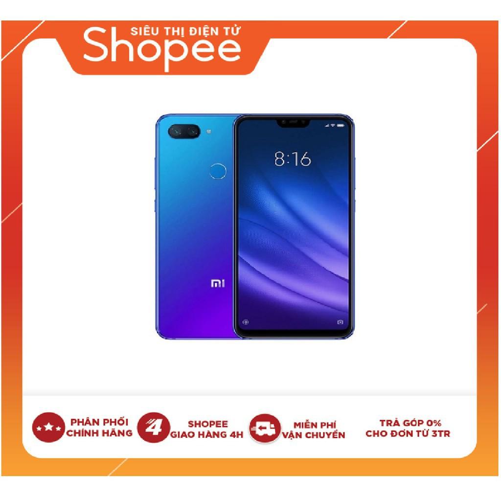 [Phiếu Vận May 1đ] Cơ hội trúng 1 Điện thoại Xiaomi Mi 8 Lite (4GB/64GB) - Chính hãn