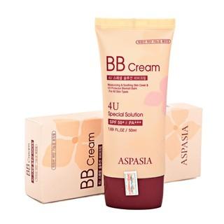 Kem Nền Aspasia BB Cream 4U Chống Nắng 50ml