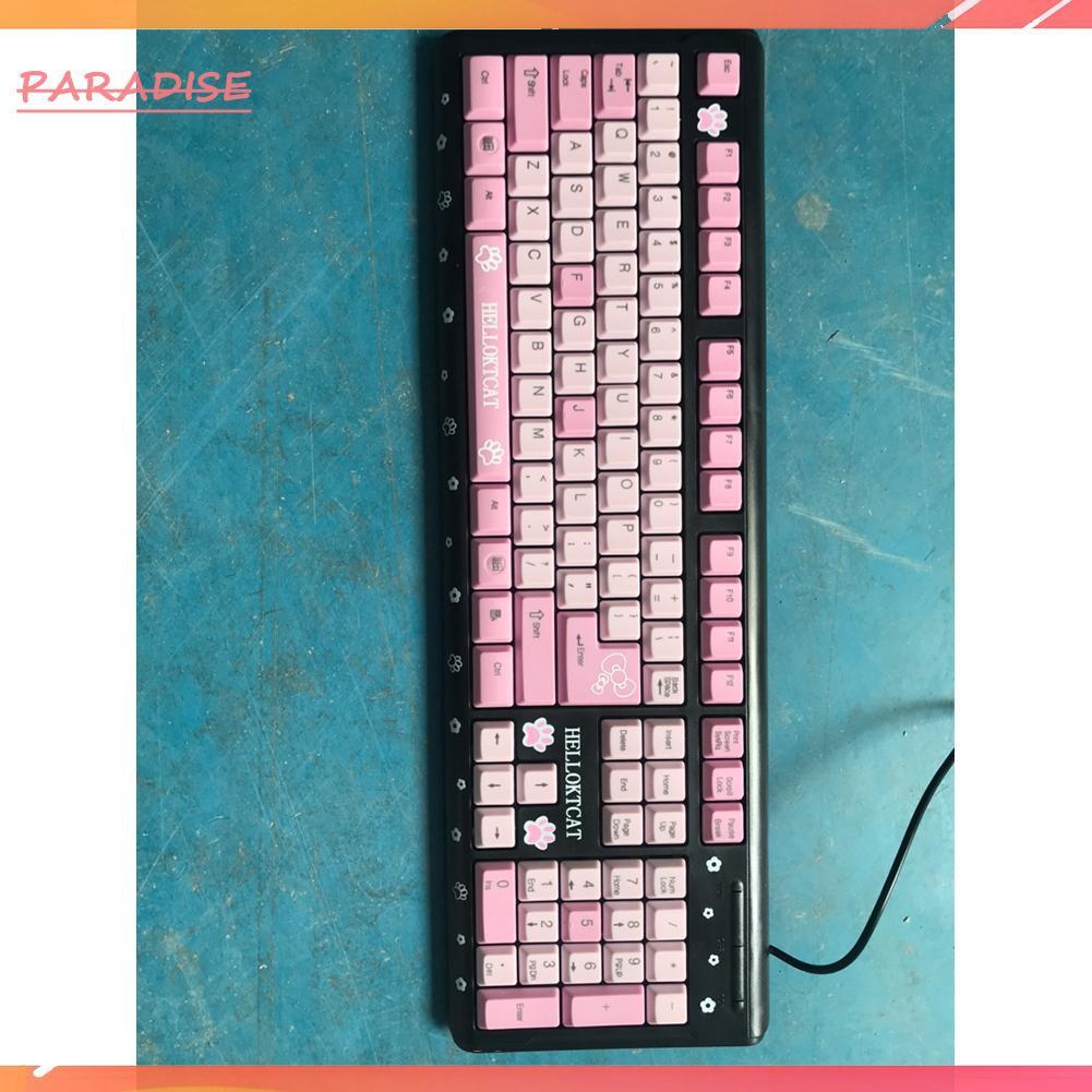 Bàn Phím Laptop Hình Hoạt Hình Xinh Xắn Cho Laptop 1