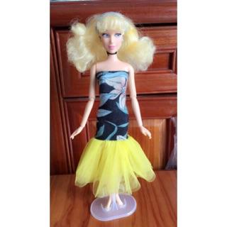 Búp bê barbie lọ lem chính hãng Disney khớp tay chân