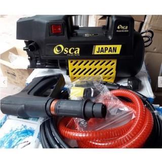 máy rửa xe osca công suất 2500w.gá cực sốc.đeenj áp 220v-50hz