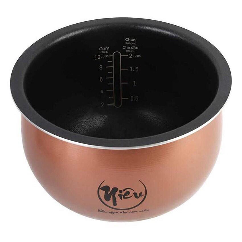 [TẶNG KÈM HỘP ĐỰNG THỨC ĂN LOCKNLOCK 600ML] Nồi áp suất điện Supor CYSB50YC520QVN-100 5L (Đỏ)