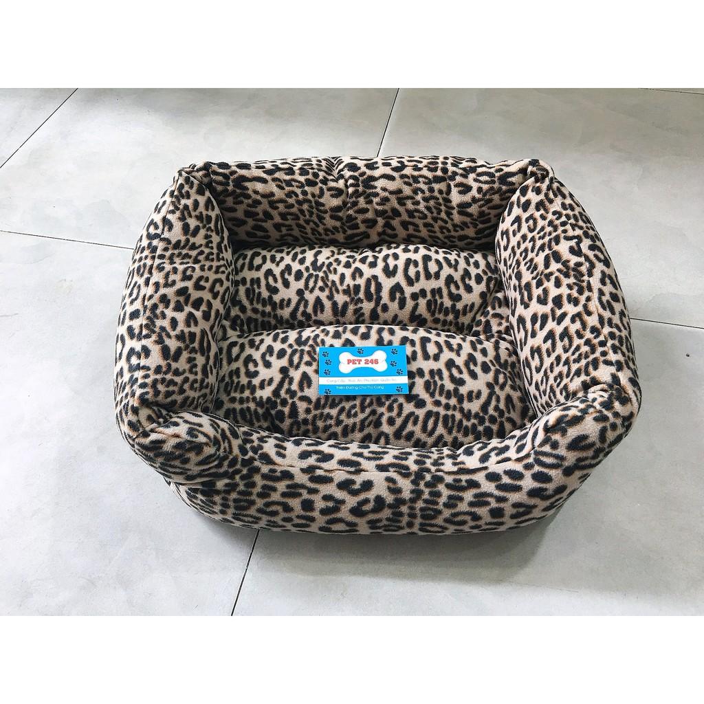 Ổ Đệm Nệm cho thú cưng - nệm ngủ cho Mèo - Nệm ngủ cho Chó