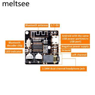 Bảng Mạch Giải Mã Âm Thanh Bluetooth 5.0 Không Dây Mp3 Vhm-314