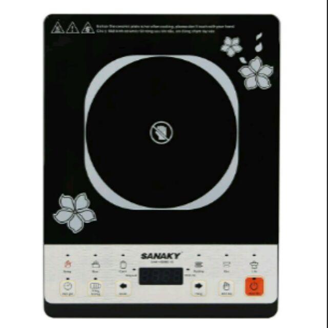 Bếp hồng ngoại Sanaky SNK - 102HG -1S