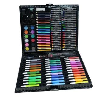 Bộ Bút Màu Vẽ Cho Bé Có 150 Món Đủ Loại