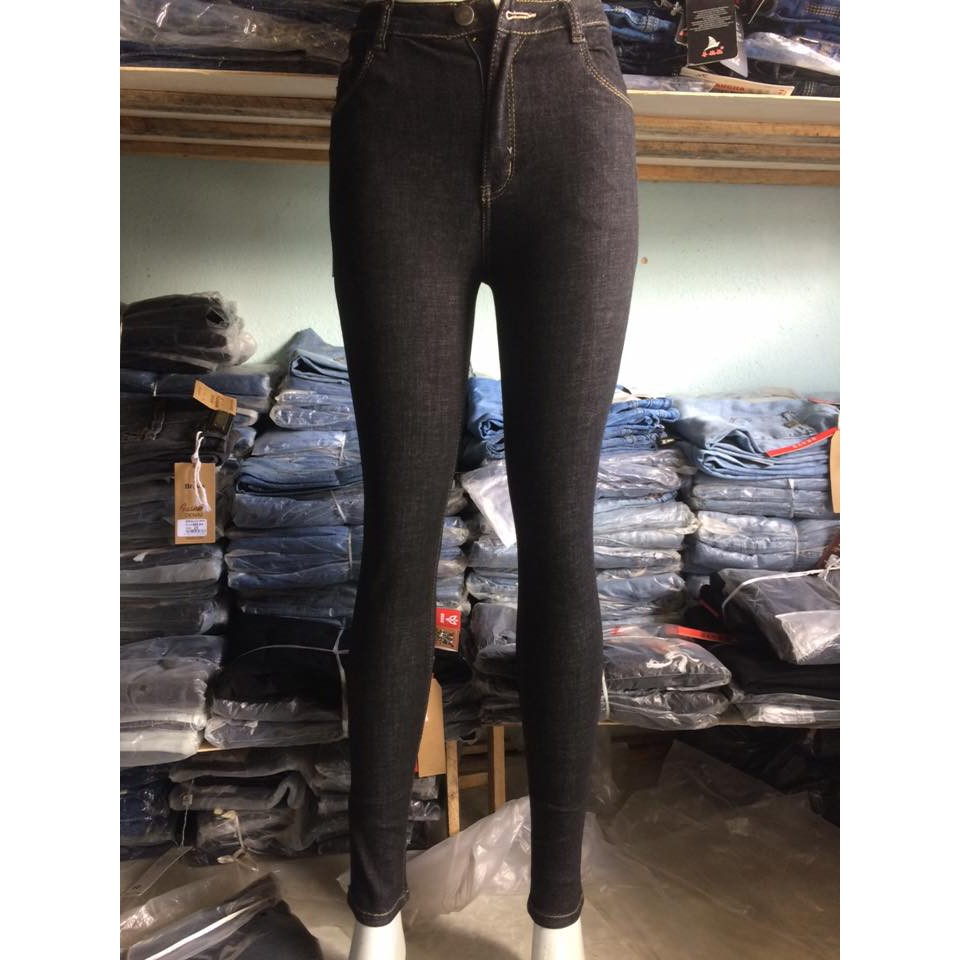 quần jean múi tiêu