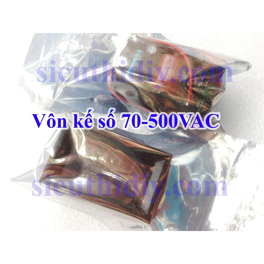 Vôn kế 3 số led đỏ 70-500VAC đo điện áp xoay chiều - 2997916 , 284841906 , 322_284841906 , 65000 , Von-ke-3-so-led-do-70-500VAC-do-dien-ap-xoay-chieu-322_284841906 , shopee.vn , Vôn kế 3 số led đỏ 70-500VAC đo điện áp xoay chiều