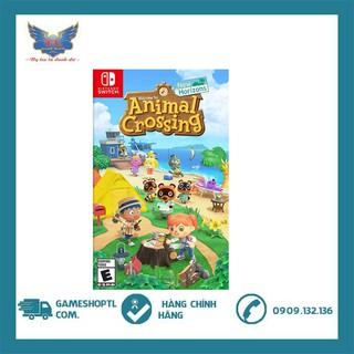 [Mã ELMSHX hoàn 8% xu đơn 500K] Đĩa Game Animal Crossing New Horizons cho máy nintendo switch thumbnail