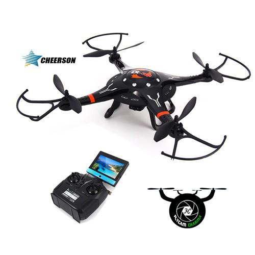 Flycam Cheerson CX-32S 4CH 5.8G FPV Máy bay FPV camera 2.0HD White