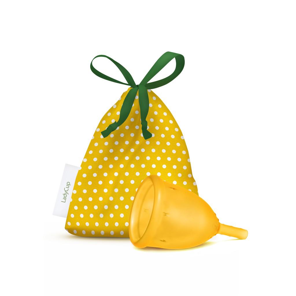 Cốc nguyệt san Ladycup - Sunflower- Size L