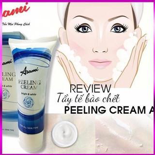Tẩy tế bào chết Peeling cream Asami (Hàng nhập khẩu) thumbnail