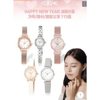 Đồng hồ nữ CLUE LQ-139AMV-1ELDF dây da thumbnail