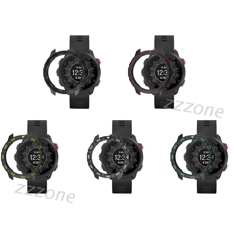 zzz* TPU Watch Cover Case Protector Bumper for G-armin Forerunner 245M/245 Watch