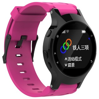 Dây Đeo Silicon Cho Đồng Hồ Thể Thao Garmin Forerunner225