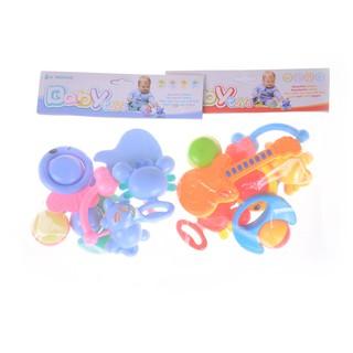 SUN11❤ 6 lúc lác đồ chơi thú vị cho bé