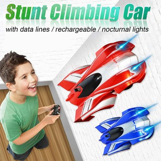 NEW Gravity Defying RC Stunt Wall Climbing Car Remote Control Anti Gravity