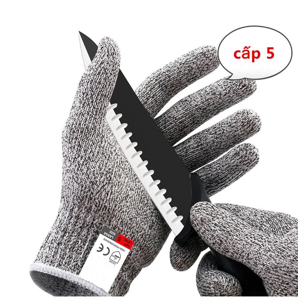 Găng tay chống cắt, chống dao HHPE