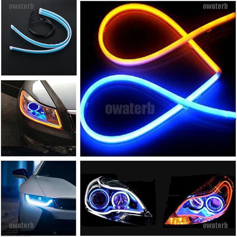 Dây đèn LED định vị ban ngày cho xe hơi dài 60cm