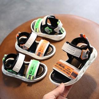 [Mã FASHIONGREEN44 giảm 10K đơn 50K] Sandal Trẻ Em Bé Trai Cực Phong Cách Đế Mềm Bé Từ 2 – 6 Tuổi ( 2023 )