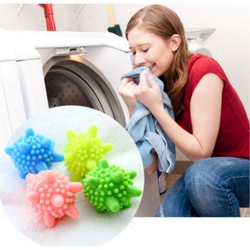 Bóng giặt là thẳng quần áo/ bóng cầu gai