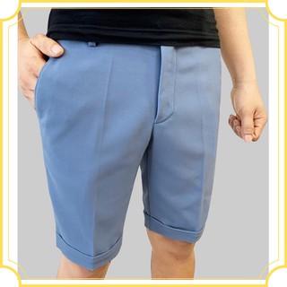 Quần sooc nam hàn quốc, vải âu chính phẩm (HOTTREND 2020) quần ngắn, dáng âu sang trọng [HOT]